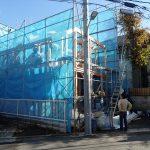フルハウス(田園調布本町の家)建て方