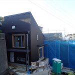 BBWはうす(上の宮の家)木工事完了