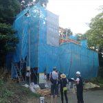 SUBACO HOUSE 建て方