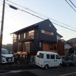 夕日の家(六浦南の家) 社内検査