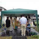 バンクヤードはうす(長浜の家)地鎮祭
