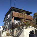 鷺山の家  一年点検