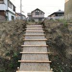 金沢の家  地縄張り