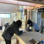 ついの家(鵠沼) 造作工事
