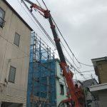 共進町の家 建方