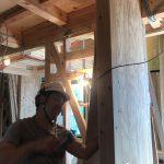 豆口台の家 電気工事